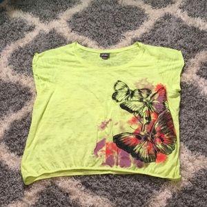 Dots Butterfly T-shirt